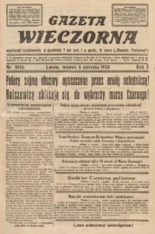 Gazeta Wieczorna. 1920, nr5014