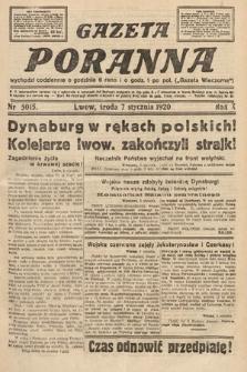 Gazeta Poranna. 1920, nr5015