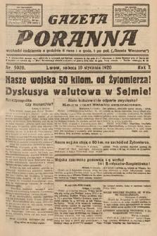 Gazeta Poranna. 1920, nr5020