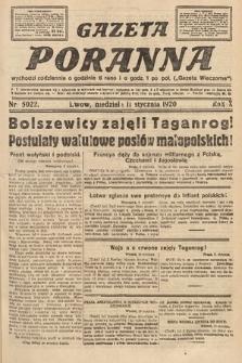 Gazeta Poranna. 1920, nr5022