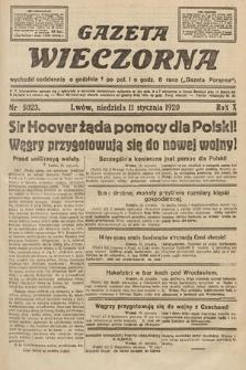 Gazeta Wieczorna. 1920, nr5023