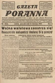 Gazeta Poranna. 1920, nr5024