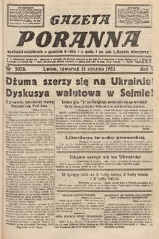 Gazeta Poranna. 1920, nr5028