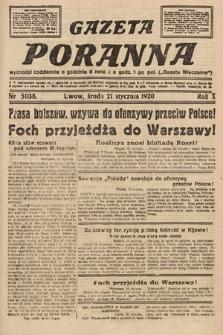 Gazeta Poranna. 1920, nr5038