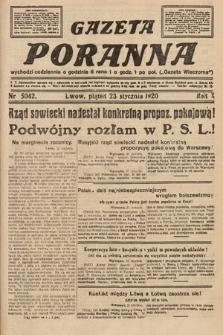 Gazeta Poranna. 1920, nr5042