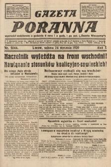 Gazeta Poranna. 1920, nr5044