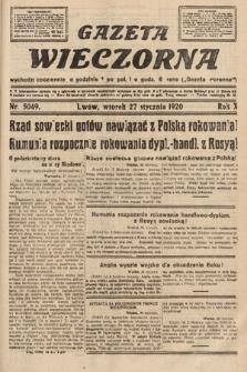 Gazeta Wieczorna. 1920, nr5049