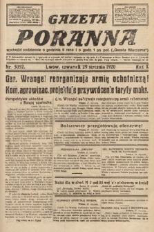 Gazeta Poranna. 1920, nr5052
