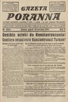 Gazeta Poranna. 1920, nr5054