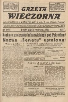 Gazeta Wieczorna. 1920, nr5055