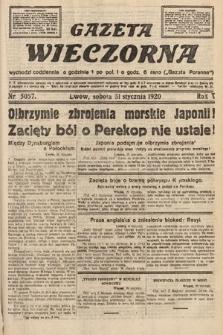 Gazeta Wieczorna. 1920, nr5057