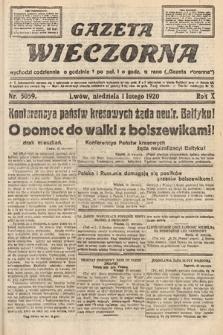 Gazeta Wieczorna. 1920, nr5059