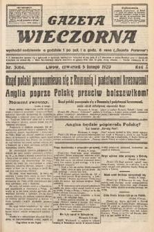 Gazeta Wieczorna. 1920, nr5064