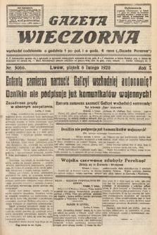 Gazeta Wieczorna. 1920, nr5066