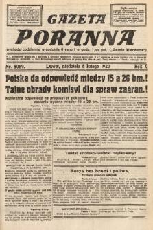 Gazeta Poranna. 1920, nr5069