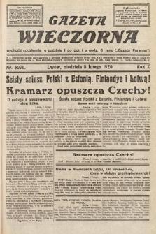 Gazeta Wieczorna. 1920, nr5070