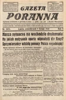 Gazeta Poranna. 1920, nr5071