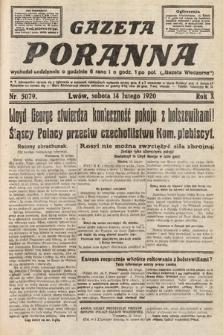 Gazeta Poranna. 1920, nr5079