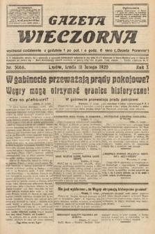Gazeta Wieczorna. 1920, nr5086
