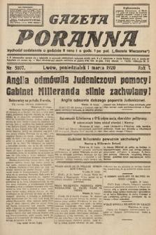Gazeta Poranna. 1920, nr5107