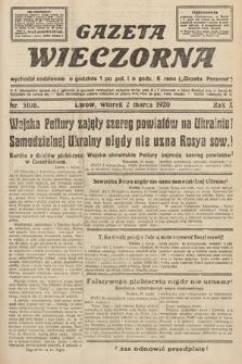Gazeta Wieczorna. 1920, nr5108
