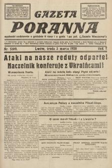 Gazeta Poranna. 1920, nr5109