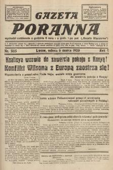Gazeta Poranna. 1920, nr5115