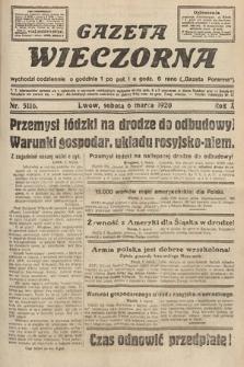 Gazeta Wieczorna. 1920, nr5116