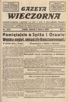 Gazeta Wieczorna. 1920, nr5120
