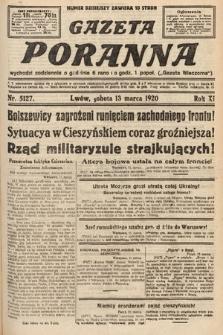 Gazeta Poranna. 1920, nr5127