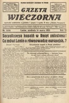 Gazeta Wieczorna. 1920, nr5130
