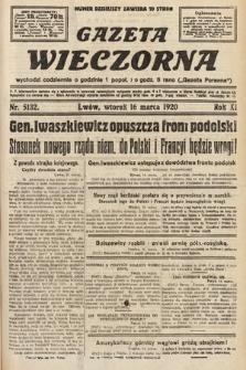 Gazeta Wieczorna. 1920, nr5132