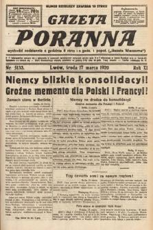 Gazeta Poranna. 1920, nr5133