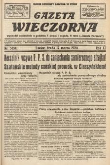 Gazeta Wieczorna. 1920, nr5134