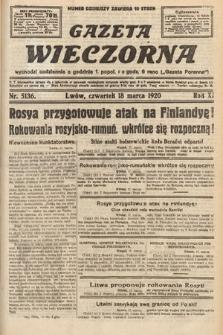 Gazeta Wieczorna. 1920, nr5136