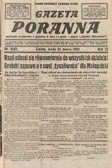 Gazeta Poranna. 1920, nr5145