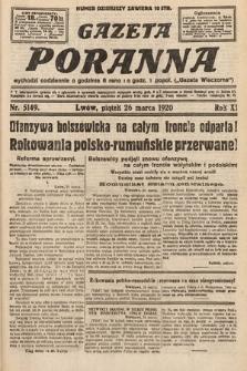 Gazeta Poranna. 1920, nr5149