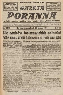 Gazeta Poranna. 1920, nr5154