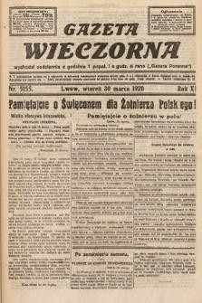Gazeta Wieczorna. 1920, nr5155