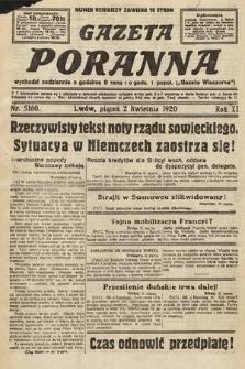 Gazeta Poranna. 1920, nr5160