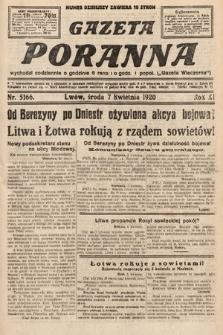 Gazeta Poranna. 1920, nr5166