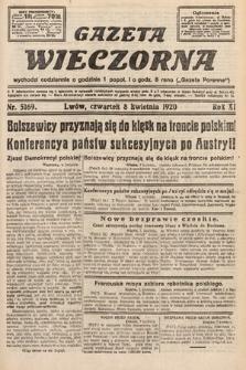 Gazeta Wieczorna. 1920, nr5169