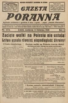 Gazeta Poranna. 1920, nr5174