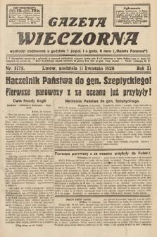 Gazeta Wieczorna. 1920, nr5175