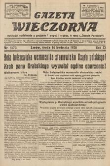 Gazeta Wieczorna. 1920, nr5179