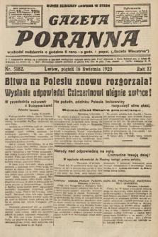 Gazeta Poranna. 1920, nr5182