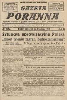 Gazeta Poranna. 1920, nr5192