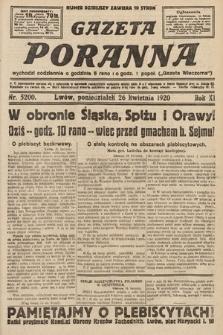 Gazeta Poranna. 1920, nr5200