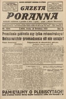 Gazeta Poranna. 1920, nr5202