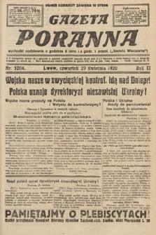 Gazeta Poranna. 1920, nr5204
